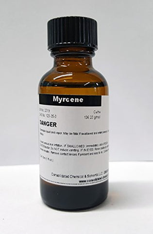 CCS Myrcene High Purity Aroma Compound 30ml (1 Fl Oz)