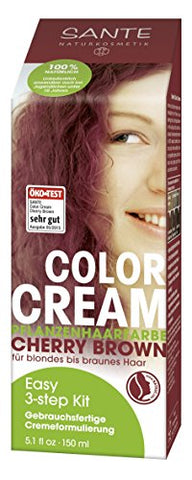 Lagona Color Cream, Cherry Brown, 9.38 Ounce