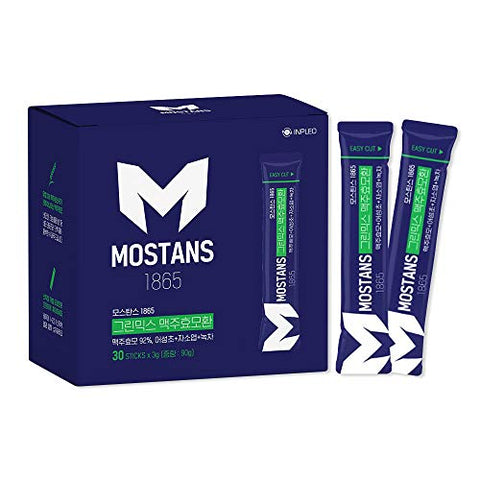 MOSTANS Green Mix For Rich hair Simple Ways To Prevent Hair Loss Easy to eat Beer yeast Hair Regrowth Brewers Healthier Hair Growth (1 month (30ea))