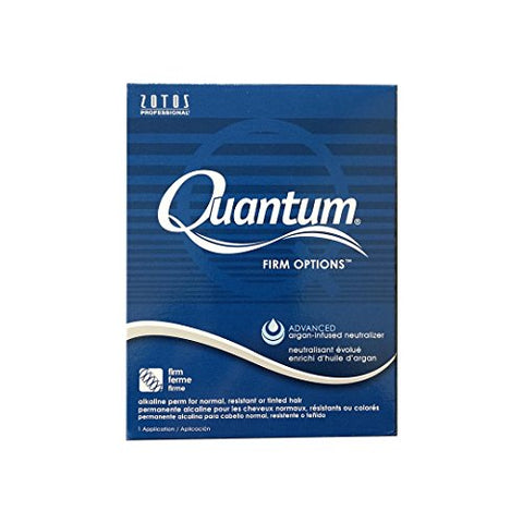 Quantum Permanent Kit   Firm Options Alkaline (Pack Of 2)