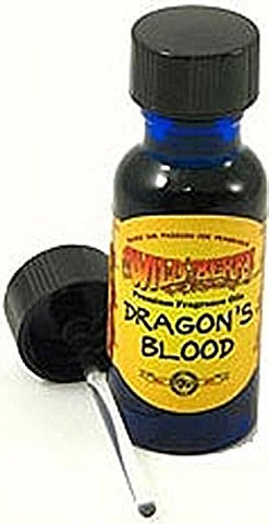 Dragon's Blood - Wildberry Scented Oil - 1/2 Ounce Bottle