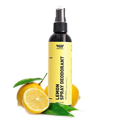 Lemon Spray Deodorant