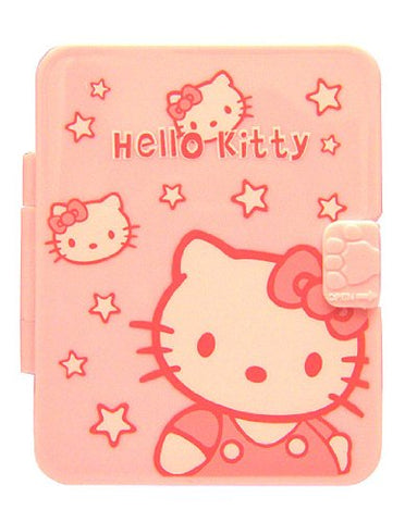 Hello Kitty Mirror Compact with Comb