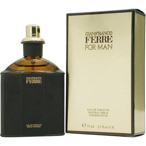 Ferre By Gianfranco Ferre For Men. Eau De Toilette Spray 2.5 oz