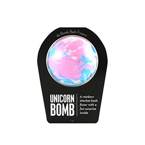 Da Bomb Unicorn Bath Bomb
