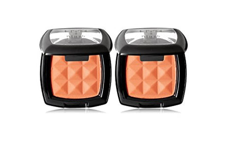 Lot of 2 NYX Cosmetics Powder Blush, Cinnamon, 0.14 Ounce