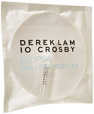 DEREK LAM 10 CROSBY Ellipsis Perfume EDP Mini Sample Spray .06 oz 2ml Sealed