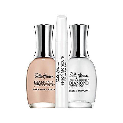 Sally Hansen Diamond Strength French Manicure Pen Kit, Ballet Bare