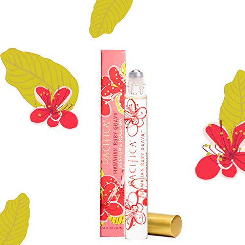 Pacifica Perfume Roll On, Hawaiian Ruby Guava