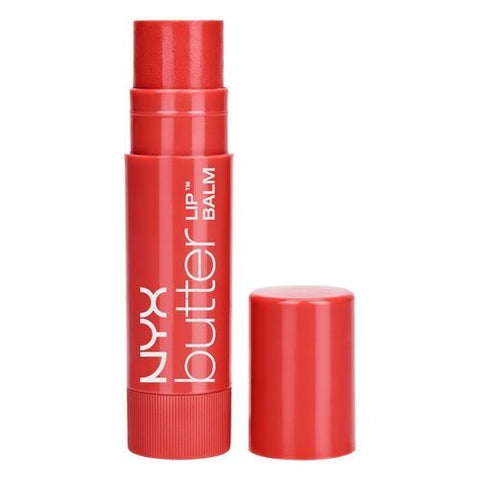 (6 Pack) NYX Butter Lip Balm - Red Velvet