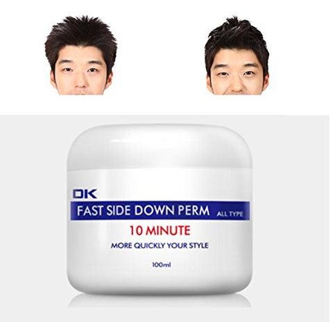 [Down Perm]Hair fast Side Down Perm 100ml More Quickly Your Style