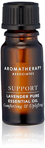 Aromatherapy Associates Lavender Pure Essential Oil, 0.34 Fl Oz. Made From 100% Pure High Altitude G