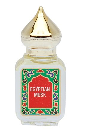 Nemat Enterprises, Perfume Oil Egyptian Musk, 0.34 Fl Oz