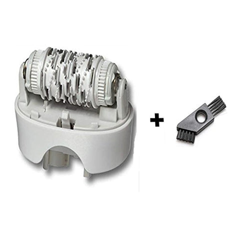 Braun Replacement Standard Epilator Head 67030946 Silk Epil 7 Fits Type 5340, 5375, 5376, 5377 with Cleaning Brush