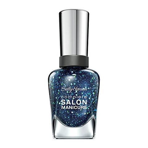 Sally Hansen Complete Salon Manicure, Mermaid's Tale, 0.5 Fluid Ounce
