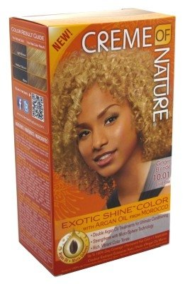 Creme Of Nature Color #10.01 Ginger Blonde Exotic Shine (6 Pack)