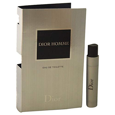 Christian Dior Homme Eau de Toilette Spray for Men, Vial, Mini, 0.03 Ounce
