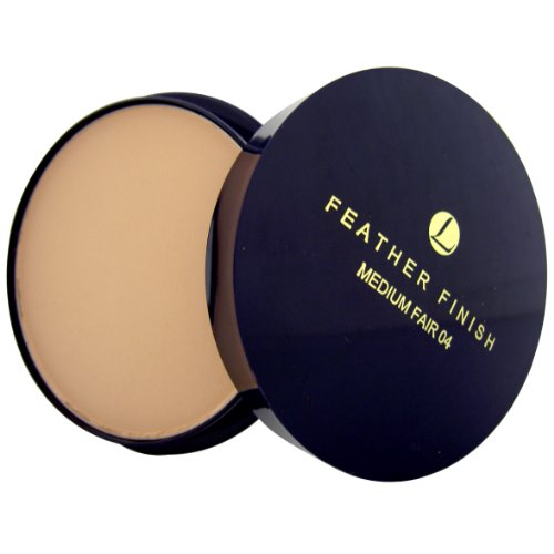 Mayfair Feather Finish 04 Medium Fair Shade Face Powder Twist Lid Refill