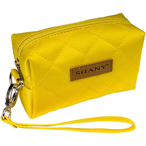 SHANY Limited Edition Mini Tote Bag and Travel Makeup Bag, Blonde