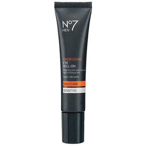 Boots No7 Men Energising Eye Roll-On 0.5 fl oz by No. 7