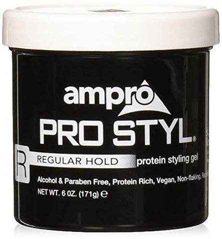 Ampro Ampro Pro Style Protein Styling Gel - 6 oz- Case of 12