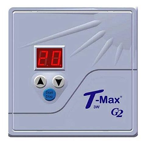 Great T-Max 9 Minute 3-W G2 Tanning Bed Timer