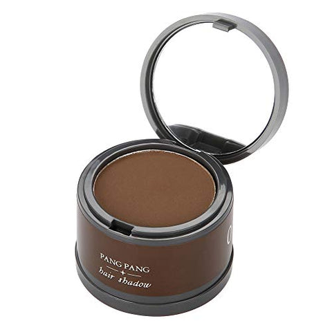 Hairline Shadow Powder, 4 Colors Hair Repair Powder Filled Hair Bronzer Instant Hair Cover Beauty Makeup (#1)