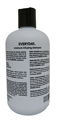 J Beverly Hills Everyday Moisture Infusing Shampoo 12oz