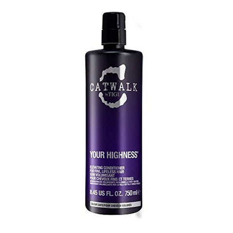 Tigi Catwalk Your Highness Elevating Conditioner - for Fine, Lifeless Hair - 750ml/25.36oz