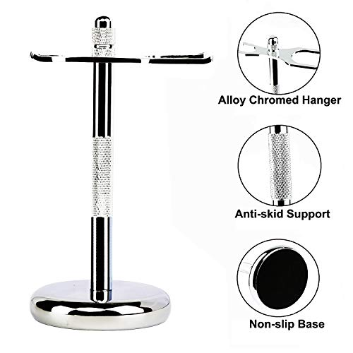 Razor And Brush Stands Shaving Shaver Stand ...