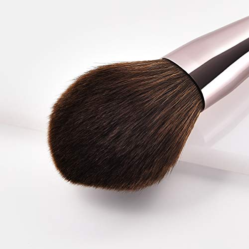 1PC Loose Powder Brush, Makeup Brush Foundation Flame Brush Cosmetic Tool (Color : Loose Powder Brush)