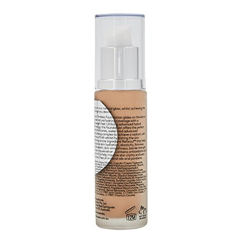 Innoxa Timeless Long Lasting Creamy Liquid Foundation 28ml Makeup Cosmetics - Natural Beige