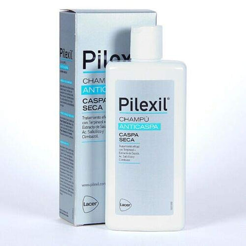 Pilexil shampoo dandruff anti-dandruff dry hair 300ml Treatment Hair Lovers