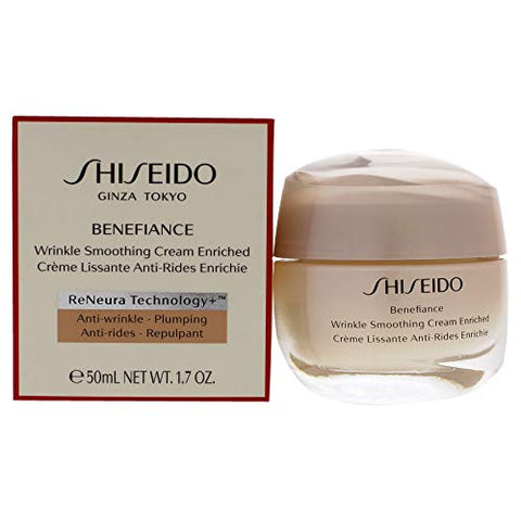 Shiseido Benefiance Wrinkle Smoothing Day Cream, 1.7 Ounce