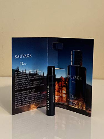 Dior Sauvage, Travel Vial, 0.03 Oz