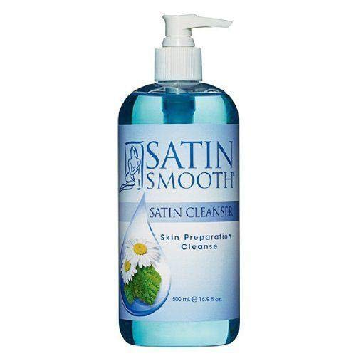 Satin Smooth Cleanser, 16 Fluid Ounce