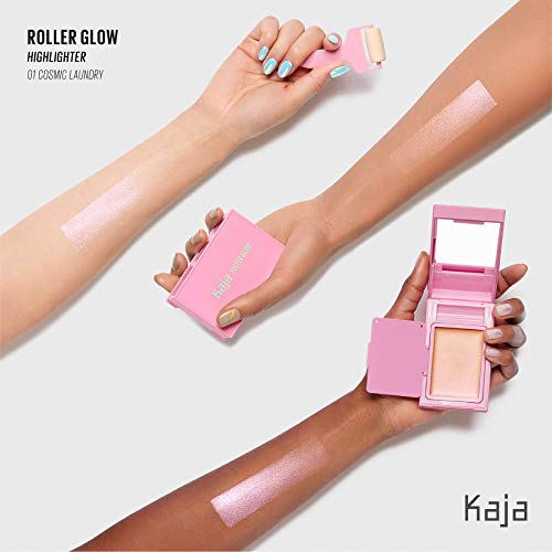 KAJA Roller Glow | Roll-On Highlighting Balm | Vegan, Cruelty-free, Paraben-free, Sulfate-free, K-beauty