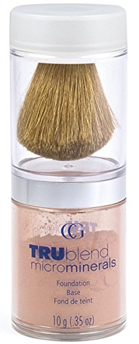 CoverGirl TruBlend Microminerals Foundation, Toasted Almond 470 0.35 oz