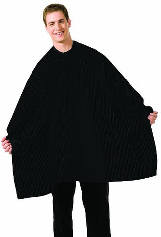 Betty Dain Seersucker Classic Barber Cutting/Styling Cape, Classic Style, Soft, Machine Washable Nyl