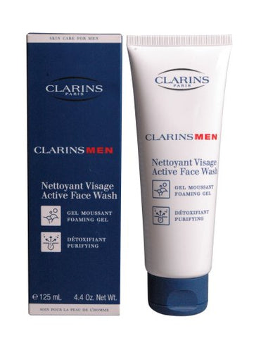 Clarins by Clarins Clarins Men Active Face Wash-/4.2OZ for Men