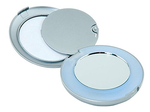 Neil Enterprises, Inc Photo Compact Mirror with Light - Case of 25