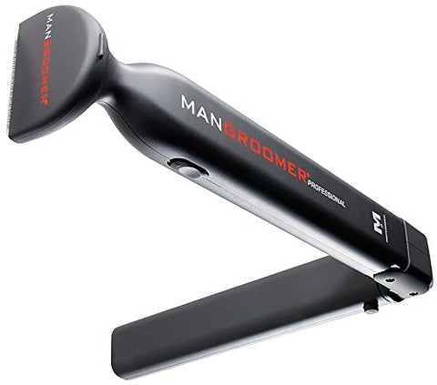MANGROOMER - PROFESSIONAL Do-It-Yourself Electric Back Hair Shaver
