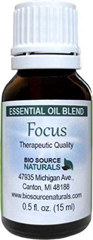 Biotone Balancing Blends Focus, 0.5 Ounce