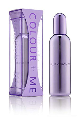 Milton Lloyd Colour Me Violet Edp Spray 3.4 Oz Women, 3.4 Oz