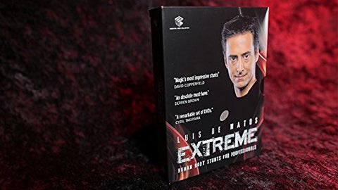 Murphy's Magic Extreme (Human Body Stunts) 4-DVD Set by Luis De Matos DVD