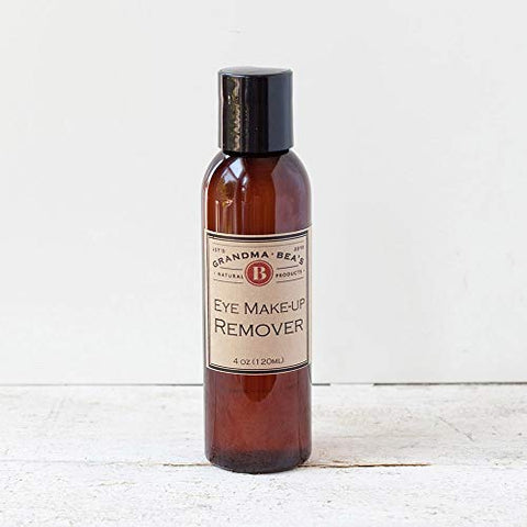 All-Natural Eye Makeup Remover