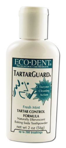 Toothpowder, Tartar Guard, 2 oz ( 3-Pack)