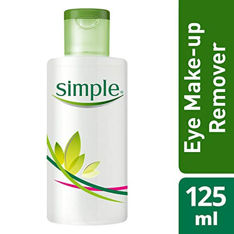 Simple Kind To Eyes Eye Make Up Remover 125 ml