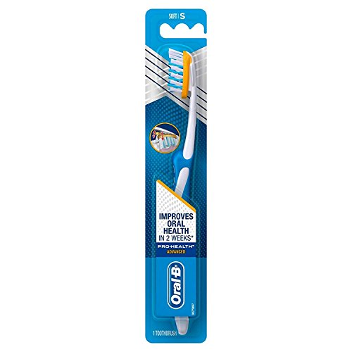 Oral-B Pro-Health Clinical Pro-Flex Toothbrush Soft - 1 ct, Pack of 4