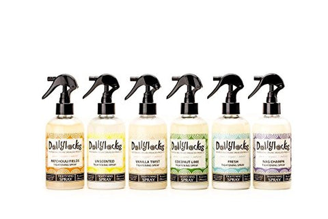Dollylocks 8oz Fresh Scent Dreadlock Tightening Spray
